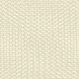 Sweetgrass Beige Lattice Wallpaper