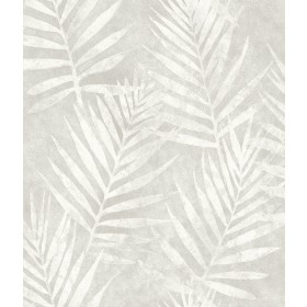 3117-675311 Amador Silver Palm Wallpaper