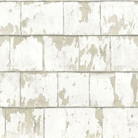3119-13043 Clint White Weathered Wood Wallpaper