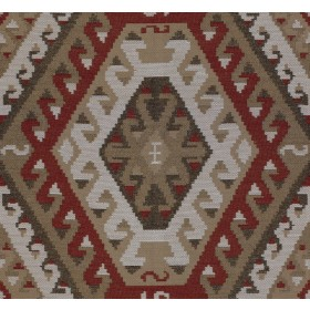 Rustic Kilim Sundried Red 32347.619.0 Kravet Fabric