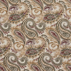 3260 Rosewood Fabric by Charlotte Fabrics