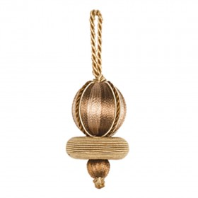 Charming Kiev Caramel Decorative Tassel