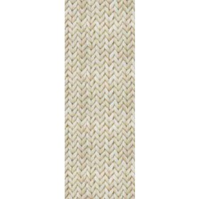 Tapiz Sisal Beige Cable Knit Texture Wallpaper