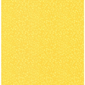 Gretel Yellow Floral Meadow Wallpaper