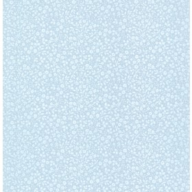 Gretel Light Blue Floral Meadow Wallpaper