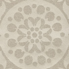 Destiny Rose Gold Medallion Wallpaper