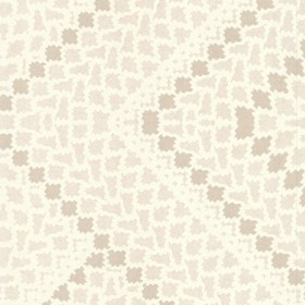 Kilim Champagne Aztec Diamond Wallpaper