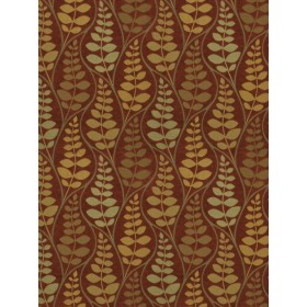 Fabulous Ceres Ginger Spice Fabric