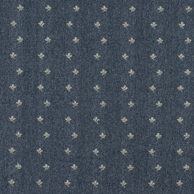 3630 Wedgewood Posey Fabric by Charlotte Fabrics