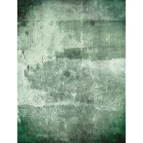 Resource Green Weathered Wall Mural