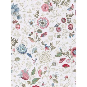 375000 Espen Bone Floral Wallpaper