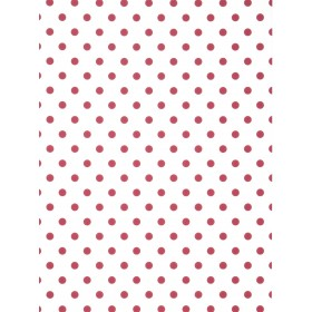 Sixpence Red Wallpaper