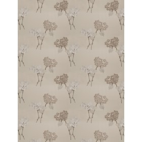 Pretty Picturesque Taupe Fabric