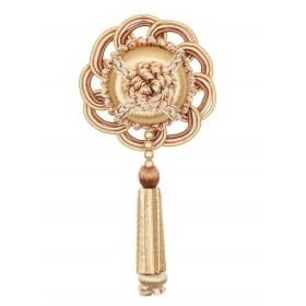 03036 Sepia Decorative Tassel