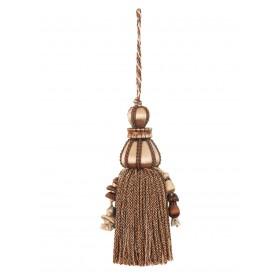 03037 Toast Decorative Tassel
