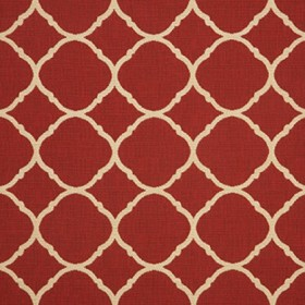 "54"" ACCORD II CRIMSON Fabric by Sunbrella Fabrics"