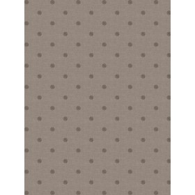 Lovely Perfect Circle Grey Fabric