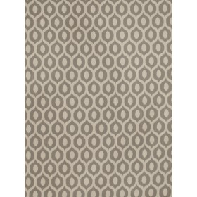 Lovely Inner Circle Pewter Fabric