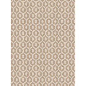 Striking Inner Circle Almond Fabric
