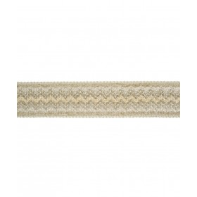 Outstanding 03214 Parchment Trim Fabric