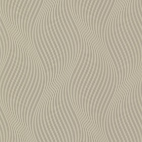 Zenia Gold Small Ogee Wave Wallpaper