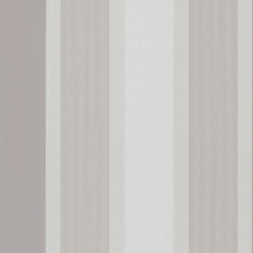 Horizon Silver Stripe Wallpaper