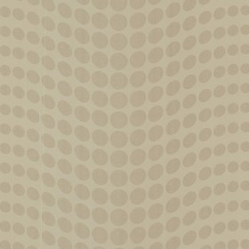 Genesis Gold Dotty Wallpaper