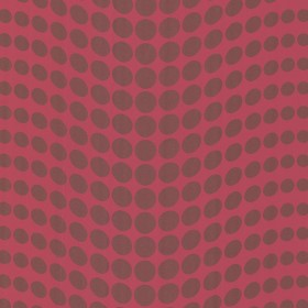 Genesis Pink Dotty Wallpaper