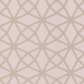 Enterprise Light Pink Lattice Wallpaper