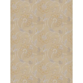 Exceptional 03261 Gold Fabric