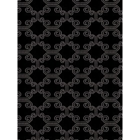 Gorgeous Deco Lights Ebony Fabric