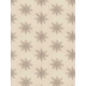 Magnificent Sunburst Slate Fabric