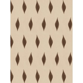 Spectacular Piye Brown Fabric