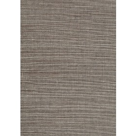 Daio Grey Grasscloth Wallpaper