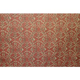 Treillage Russet Swavelle Mill Creek Fabric