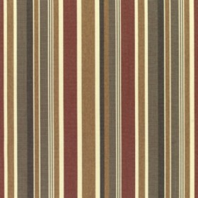 "54"" BRANNON REDWOOD Fabric by Sunbrella Fabrics"