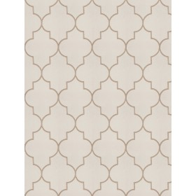 Outstanding Selia Ogee Pewter Fabric