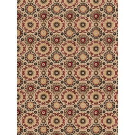 Exquisite Center Stage Ruby Fabric