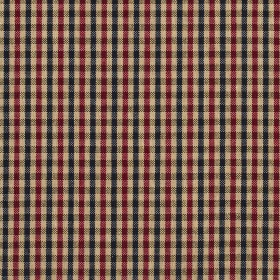 5811 Port Check Fabric by Charlotte Fabrics