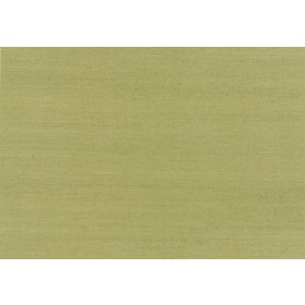 Terumi Light Green Grasscloth Wallpaper