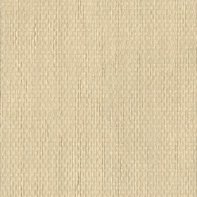 Lok Beige Grasscloth Wallpaper