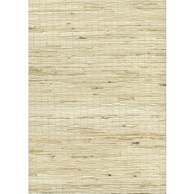 Shen Beige Grasscloth Wallpaper