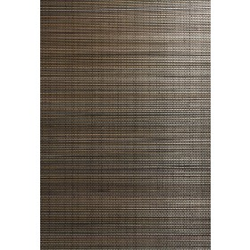 Manami Charcoal Grasscloth Wallpaper