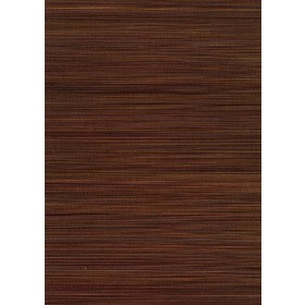 Xue Fang Dark Brown Grasscloth Wallpaper