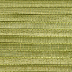 Miyoko Green Grasscloth Wallpaper