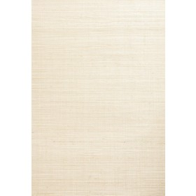 Sying Cream Grasscloth Wallpaper