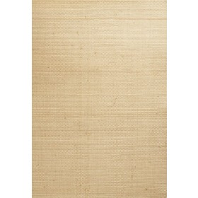 Chan Juan Taupe Grasscloth Wallpaper