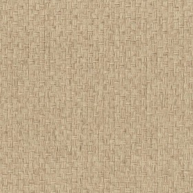 Hui Ying Taupe Grasscloth Wallpaper
