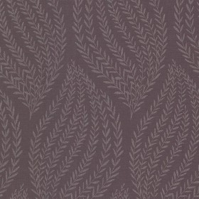 Calix Purple Sienna Leaf Wallpaper