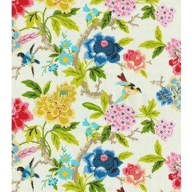Candid Moment 679830 Gardenia Waverly Sun N Shade Fabric